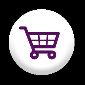 Shop Now Cart Button