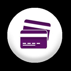 Credit Cards Circle Icon