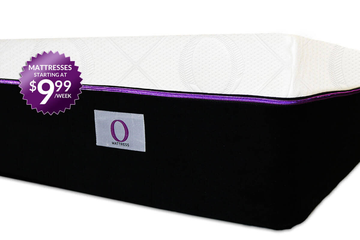 Corner of Omni mattress - Mattresses starting at $9.99 a week