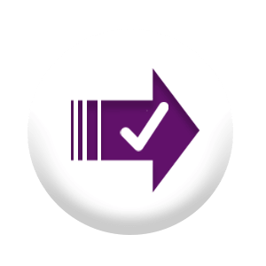 Quick Approval Arrow Icon