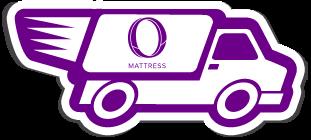 o mattress free shipping