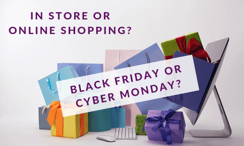 Which day wins the best deals? Black Friday or Cyber Monday?