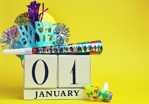 Mattress Omni wishes you a Happy New Year!