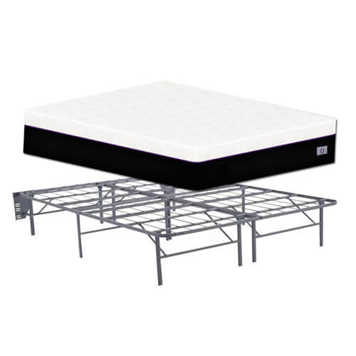The Omni Mattress Plus The Omni Frame - King Size
