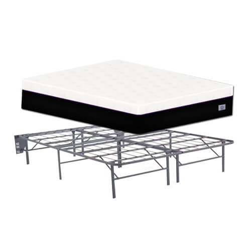 The Omni Mattress Plus The Omni Frame - Queen Size